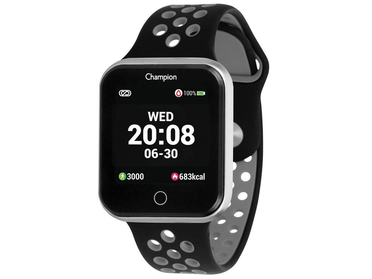 Relógio de Pulso SMARTWATCH CH50006C - Champion Relógios