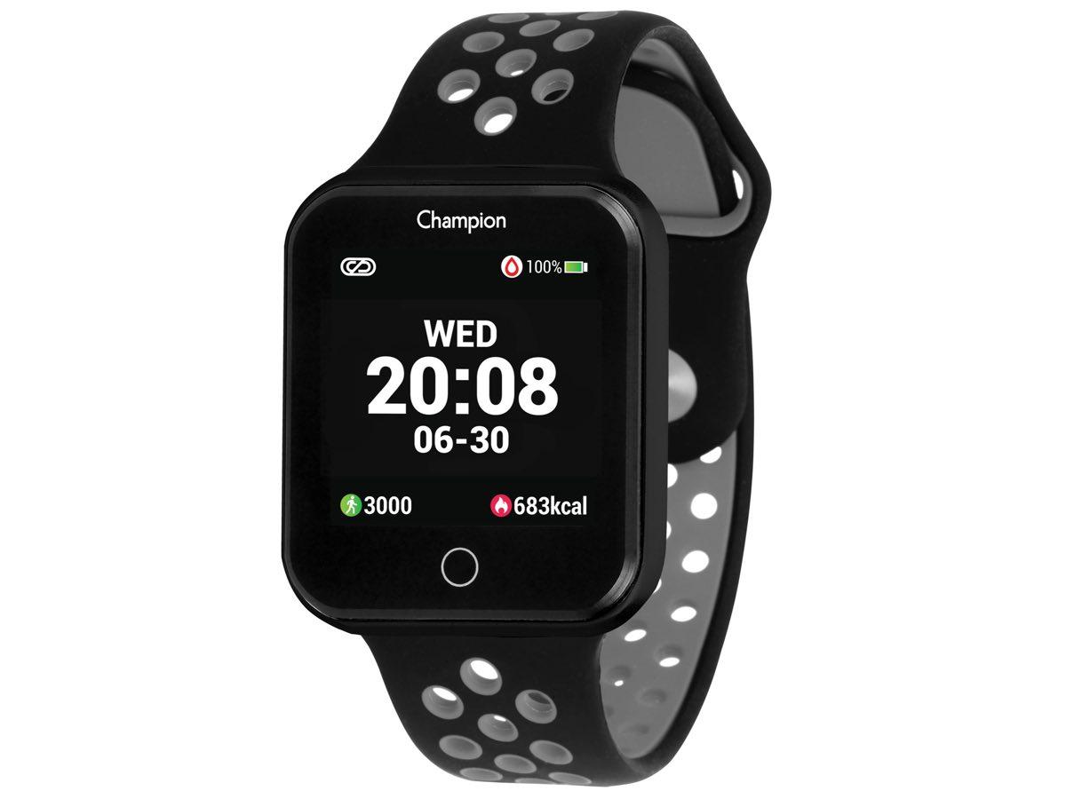 Relógio de Pulso SMARTWATCH CH50006D - Champion Relógios