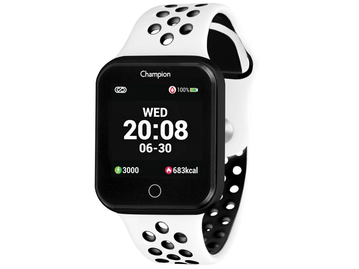 Relógio de Pulso SMARTWATCH CH50006K - Champion Relógios