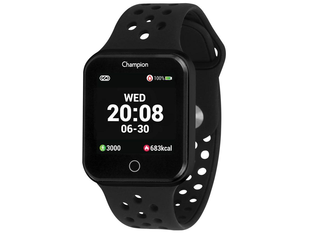Relógio de Pulso SMARTWATCH CH50006P - Champion Relógios