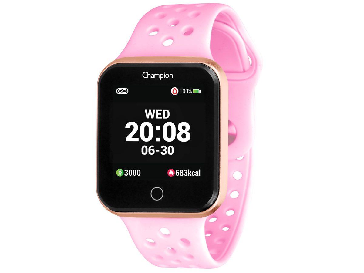 Relógio de Pulso SMARTWATCH CH50006R - Champion Relógios