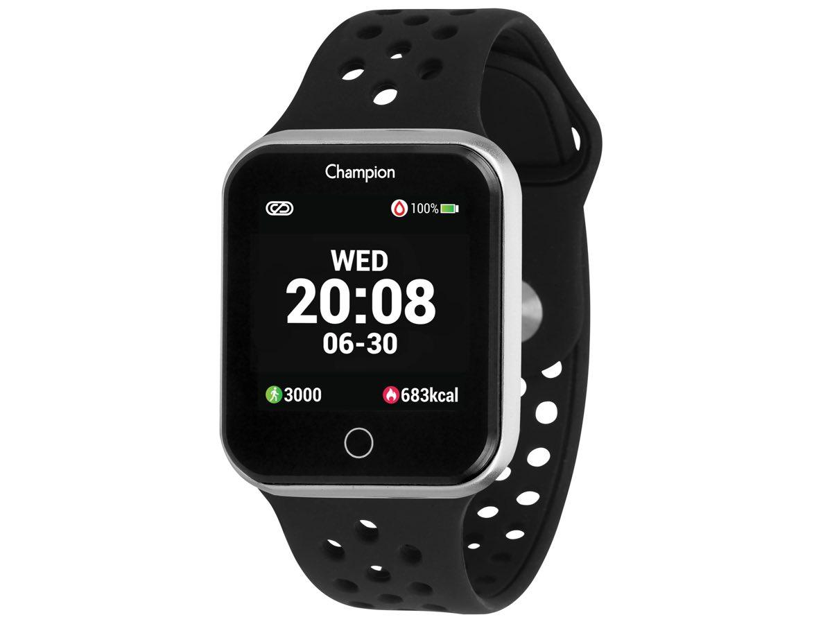 Relógio de Pulso SMARTWATCH CH50006T - Champion Relógios