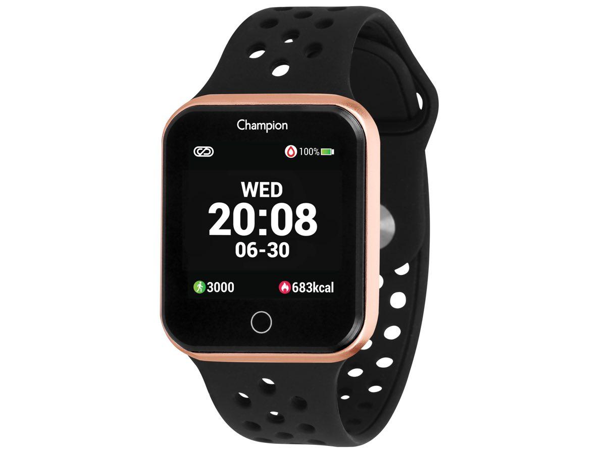 Relógio de Pulso SMARTWATCH CH50006Z - Champion Relógios